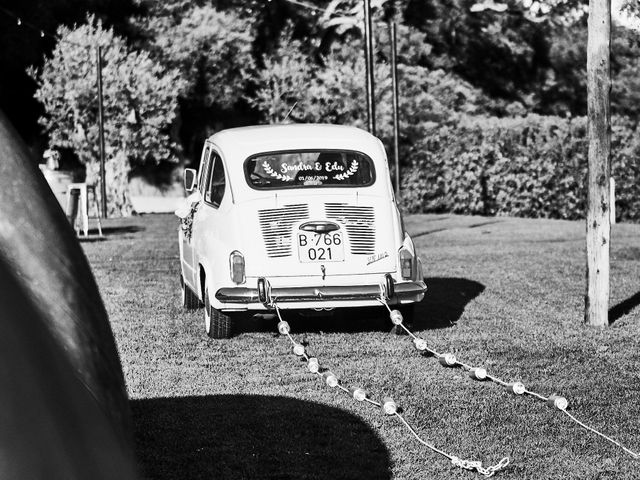 La boda de Eduard y Sandra en Arenys De Munt, Barcelona 35