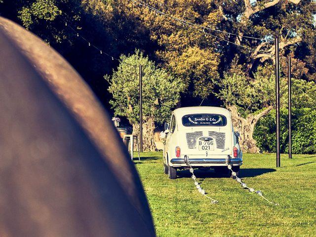 La boda de Eduard y Sandra en Arenys De Munt, Barcelona 36