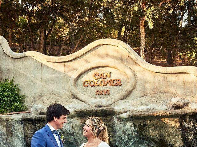 La boda de Eduard y Sandra en Arenys De Munt, Barcelona 38
