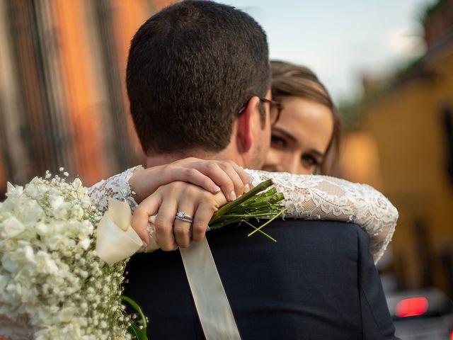 La boda de Maria y Simón