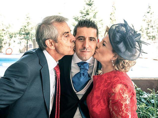 La boda de Fran y Belén en Talamanca Del Jarama, Madrid 17