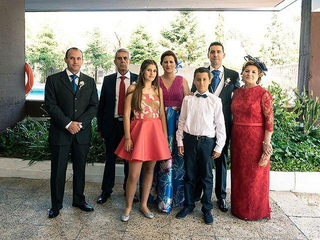 La boda de Fran y Belén en Talamanca Del Jarama, Madrid 18