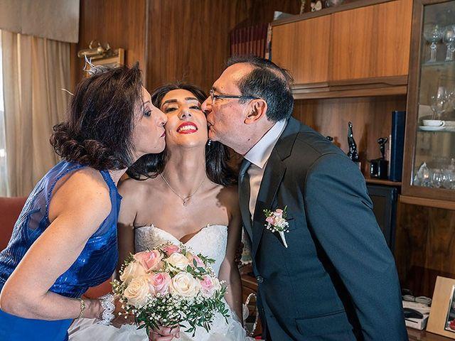 La boda de Fran y Belén en Talamanca Del Jarama, Madrid 33