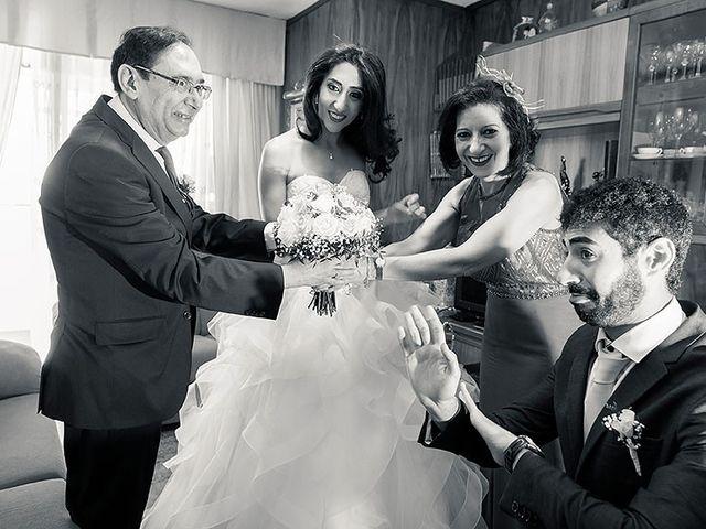 La boda de Fran y Belén en Talamanca Del Jarama, Madrid 34