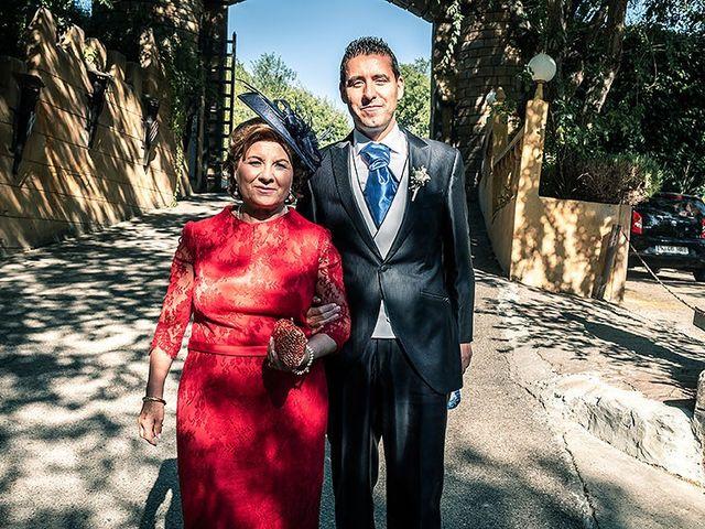 La boda de Fran y Belén en Talamanca Del Jarama, Madrid 35