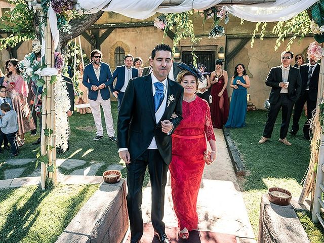 La boda de Fran y Belén en Talamanca Del Jarama, Madrid 37