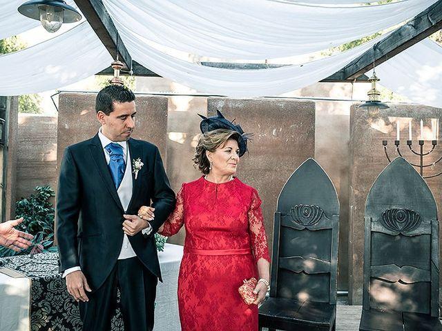 La boda de Fran y Belén en Talamanca Del Jarama, Madrid 38