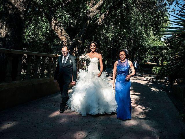 La boda de Fran y Belén en Talamanca Del Jarama, Madrid 40