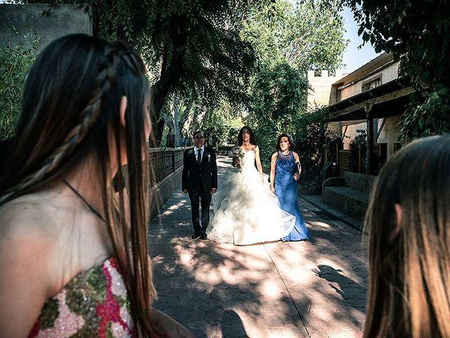 La boda de Fran y Belén en Talamanca Del Jarama, Madrid 41