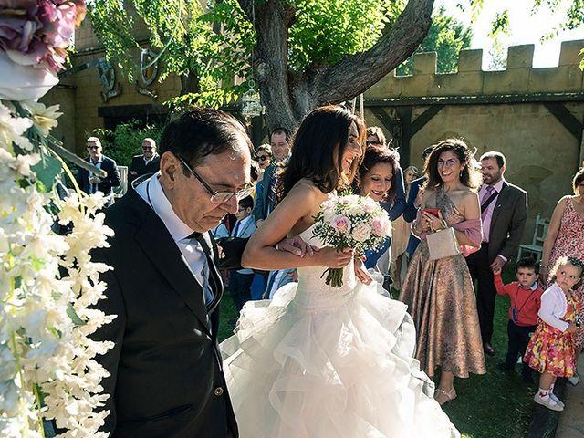 La boda de Fran y Belén en Talamanca Del Jarama, Madrid 42