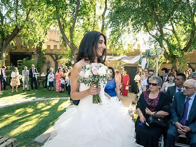 La boda de Fran y Belén en Talamanca Del Jarama, Madrid 43