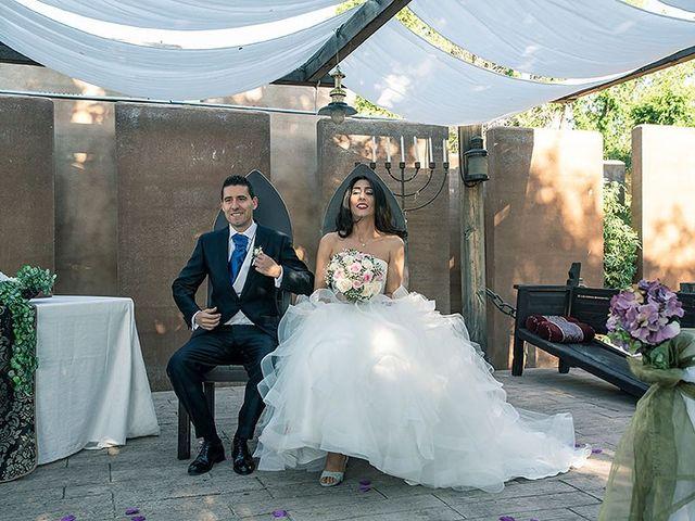 La boda de Fran y Belén en Talamanca Del Jarama, Madrid 44