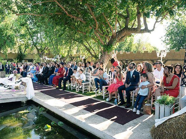 La boda de Fran y Belén en Talamanca Del Jarama, Madrid 46