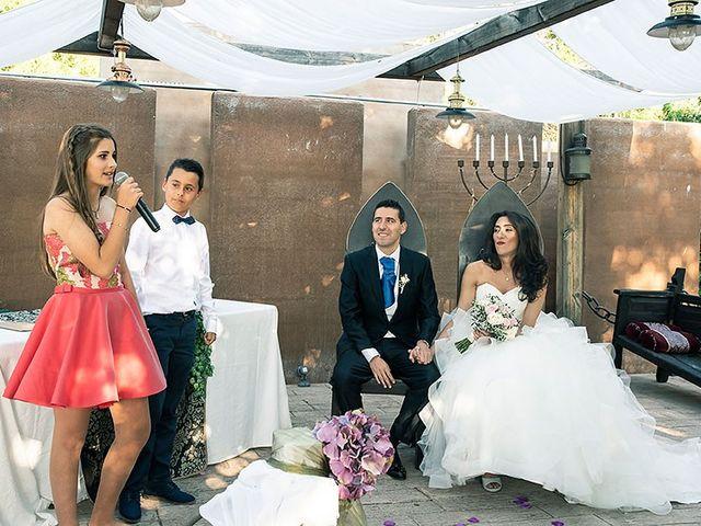 La boda de Fran y Belén en Talamanca Del Jarama, Madrid 47
