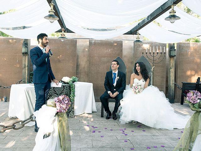 La boda de Fran y Belén en Talamanca Del Jarama, Madrid 48