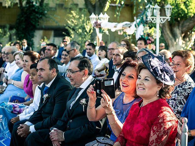 La boda de Fran y Belén en Talamanca Del Jarama, Madrid 49