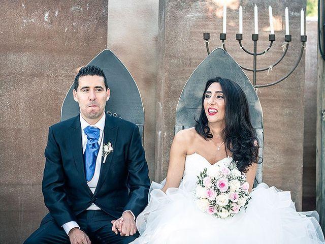 La boda de Fran y Belén en Talamanca Del Jarama, Madrid 50