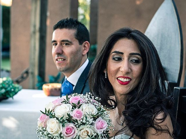 La boda de Fran y Belén en Talamanca Del Jarama, Madrid 51