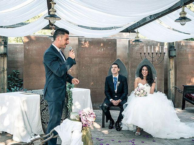 La boda de Fran y Belén en Talamanca Del Jarama, Madrid 53