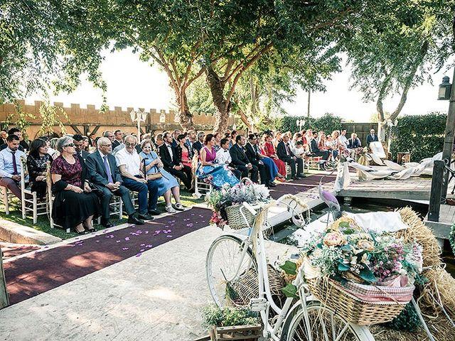 La boda de Fran y Belén en Talamanca Del Jarama, Madrid 55