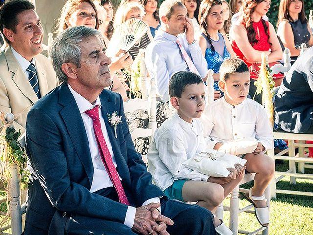 La boda de Fran y Belén en Talamanca Del Jarama, Madrid 57