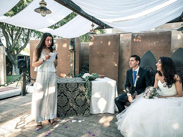 La boda de Fran y Belén en Talamanca Del Jarama, Madrid 59