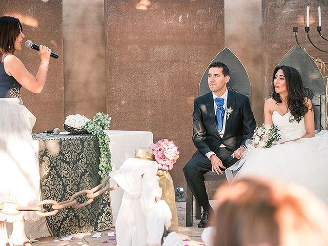 La boda de Fran y Belén en Talamanca Del Jarama, Madrid 60