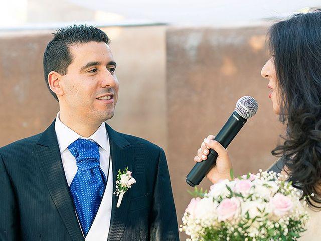 La boda de Fran y Belén en Talamanca Del Jarama, Madrid 63