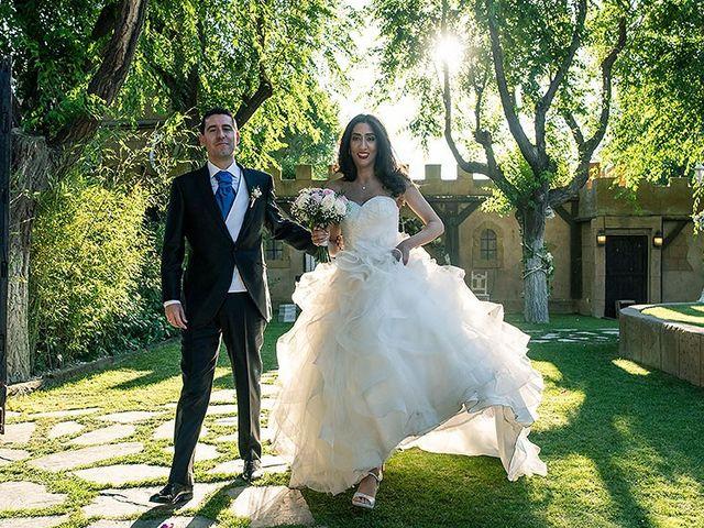La boda de Fran y Belén en Talamanca Del Jarama, Madrid 70