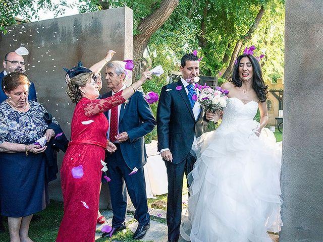 La boda de Fran y Belén en Talamanca Del Jarama, Madrid 71