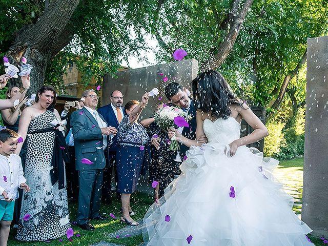 La boda de Fran y Belén en Talamanca Del Jarama, Madrid 2