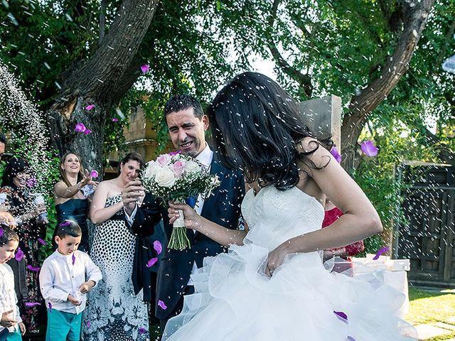 La boda de Fran y Belén en Talamanca Del Jarama, Madrid 72