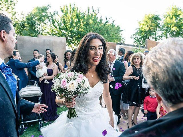 La boda de Fran y Belén en Talamanca Del Jarama, Madrid 73