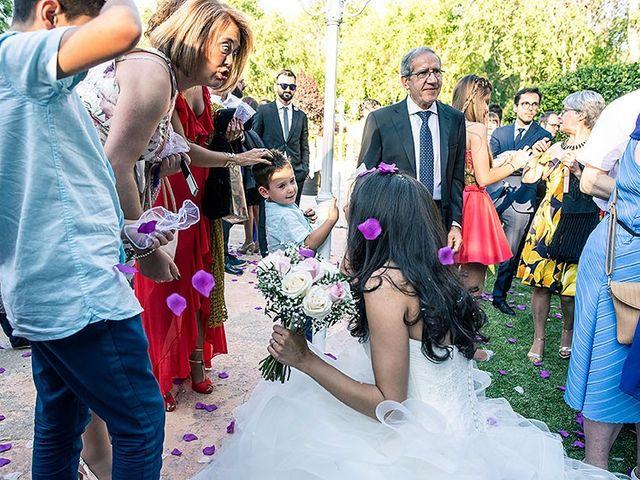 La boda de Fran y Belén en Talamanca Del Jarama, Madrid 74