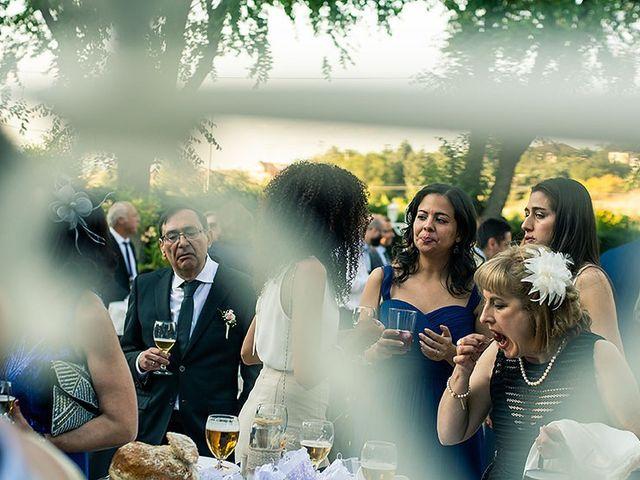 La boda de Fran y Belén en Talamanca Del Jarama, Madrid 77