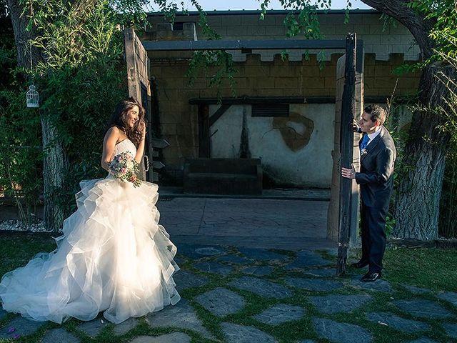 La boda de Fran y Belén en Talamanca Del Jarama, Madrid 79