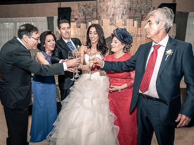 La boda de Fran y Belén en Talamanca Del Jarama, Madrid 89