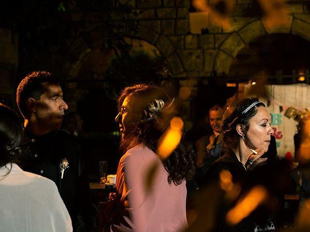 La boda de Fran y Belén en Talamanca Del Jarama, Madrid 101