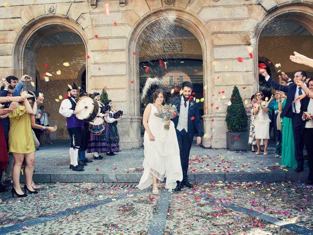 La boda de Álvaro y Alba en Gijón, Asturias 6