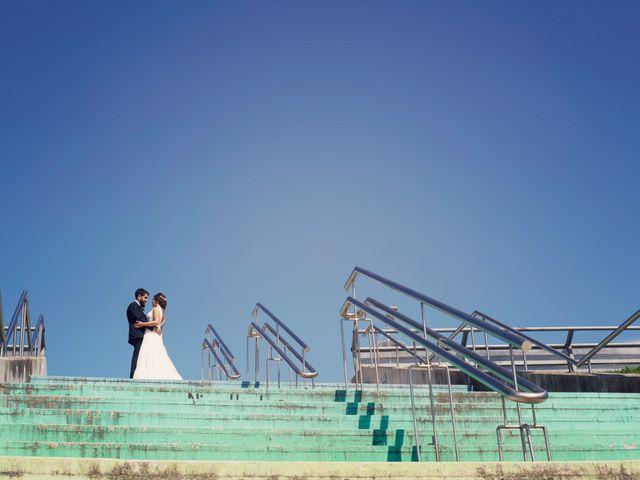 La boda de Álvaro y Alba en Gijón, Asturias 9