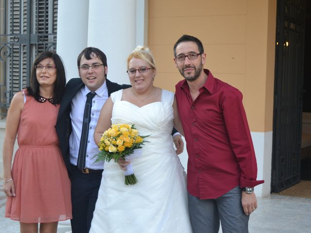 La boda de Raul y Miriam en L' Hospitalet De Llobregat, Barcelona 2