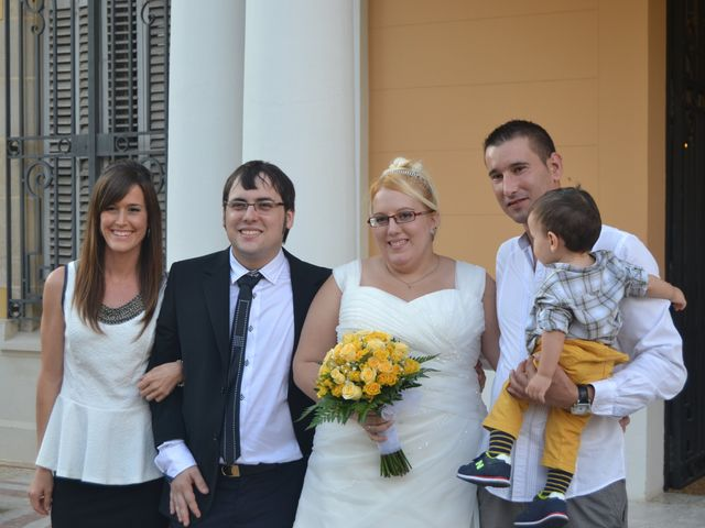 La boda de Raul y Miriam en L' Hospitalet De Llobregat, Barcelona 4