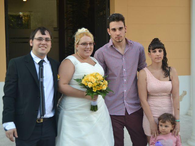 La boda de Raul y Miriam en L' Hospitalet De Llobregat, Barcelona 5