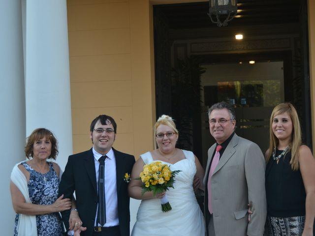 La boda de Raul y Miriam en L' Hospitalet De Llobregat, Barcelona 7