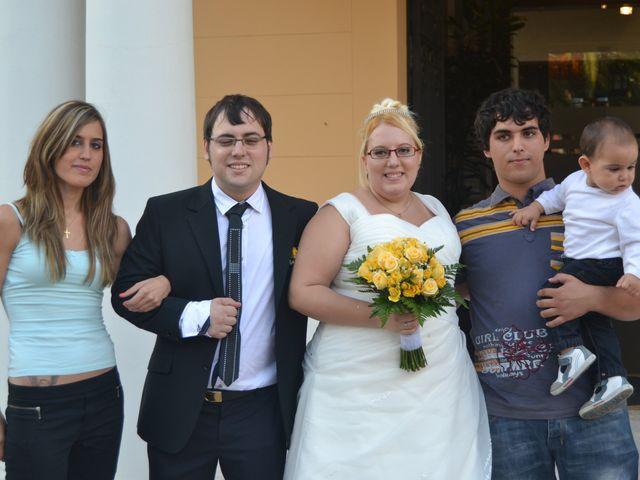 La boda de Raul y Miriam en L' Hospitalet De Llobregat, Barcelona 8