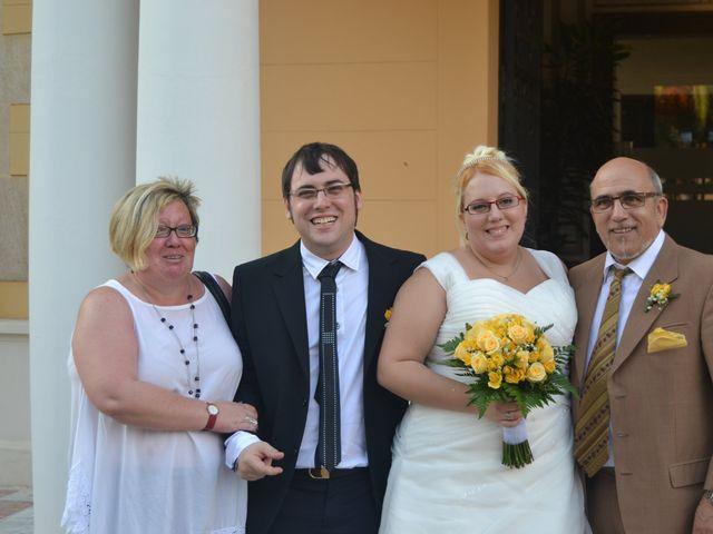 La boda de Raul y Miriam en L' Hospitalet De Llobregat, Barcelona 9