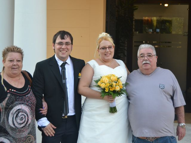 La boda de Raul y Miriam en L' Hospitalet De Llobregat, Barcelona 11