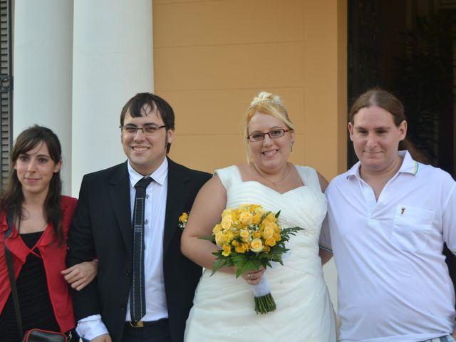 La boda de Raul y Miriam en L' Hospitalet De Llobregat, Barcelona 12