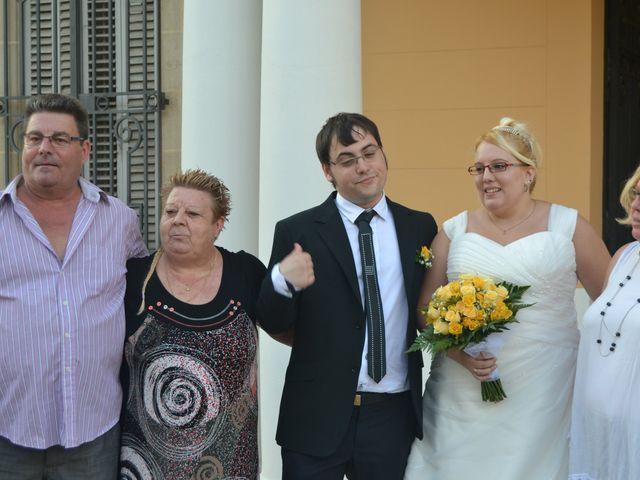 La boda de Raul y Miriam en L' Hospitalet De Llobregat, Barcelona 13