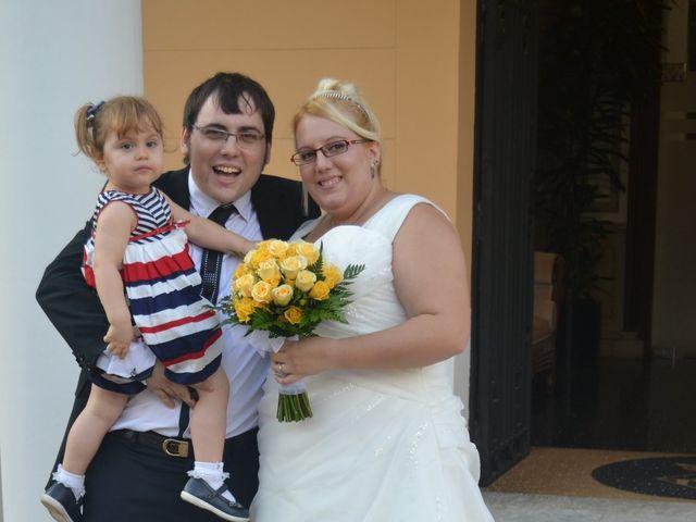 La boda de Raul y Miriam en L' Hospitalet De Llobregat, Barcelona 1
